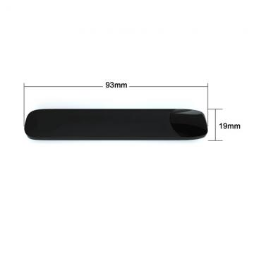 Magnet Connection Disposable Closed Pod Empty Black Cyan E Cigarette Vape Pen