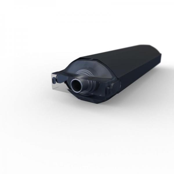 New Listing6Pcs Universal Colorful RGB LED Car Rock Lights  RF Dual Remote Control 5050 72 #2 image