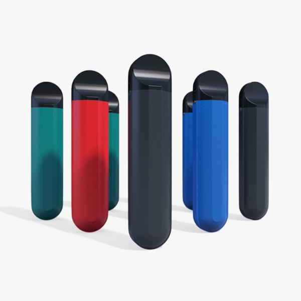 300 Puffs Disposable Vape Puff Bar Glow Pop E Cigarette #2 image