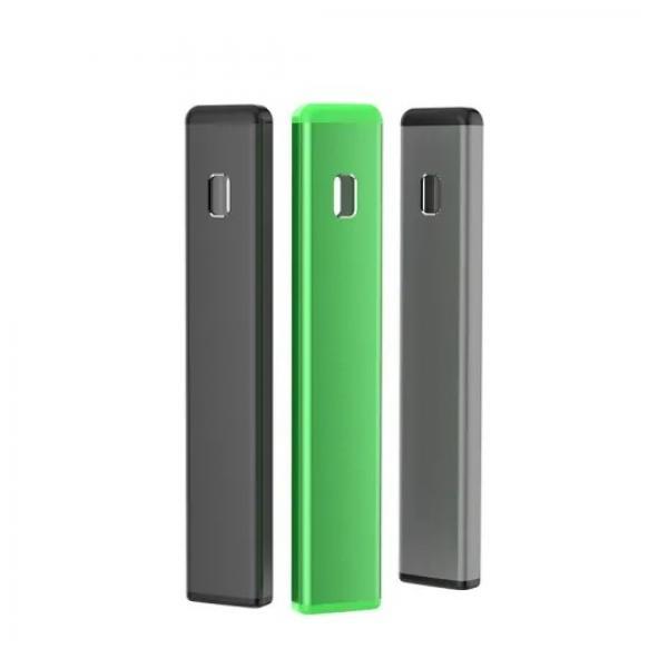Wholesale 0.5ml 1ml Plastic Cartridge Cbd Vape Pen Disposable Pod #2 image