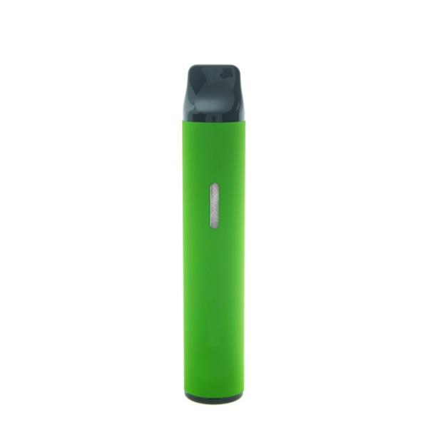 2020 best electronic cigarette 500 puffs soft disposable e-cigarette empty from conzay disposable e cigarette #2 image