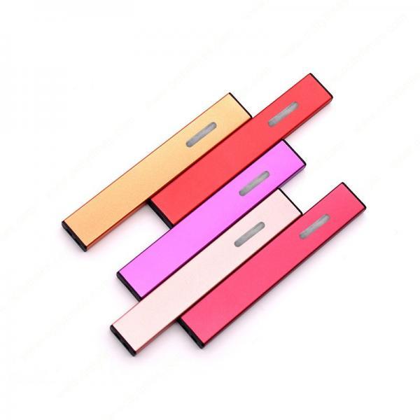 2020 OEM empty cbd vape pen battery 380mAh disposable e vape pen 510 thread with light cookies #3 image