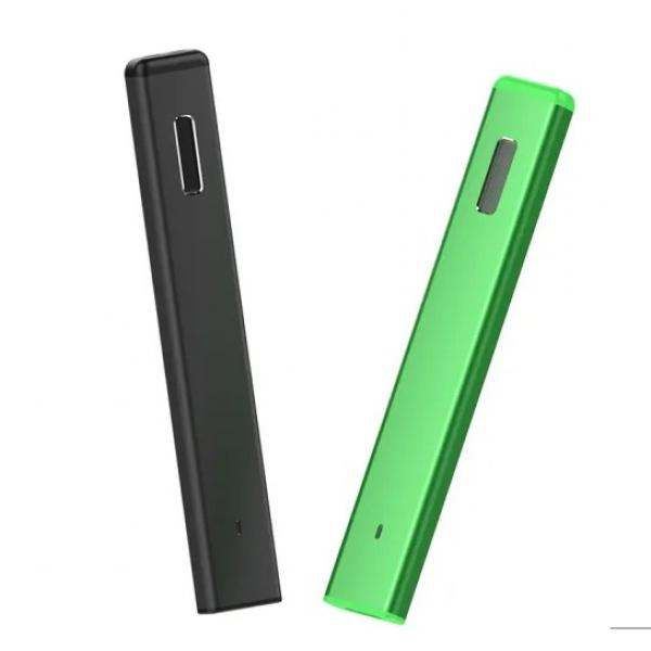 2020 New 1.4ml Disposable Electronic Cigarette 16 Flavors Mung Bean Mini Disposable Vape Pen #3 image