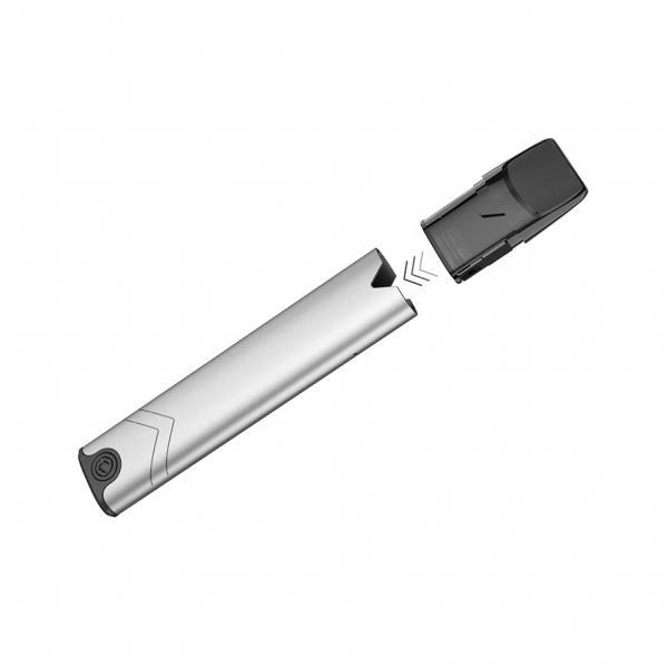 Magnet Connection Disposable Closed Pod Empty Black Cyan E Cigarette Vape Pen #3 image